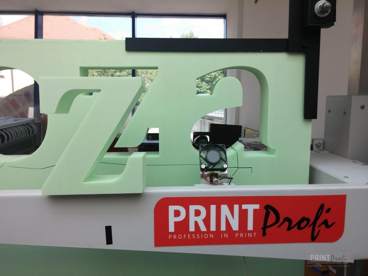 3D felirat