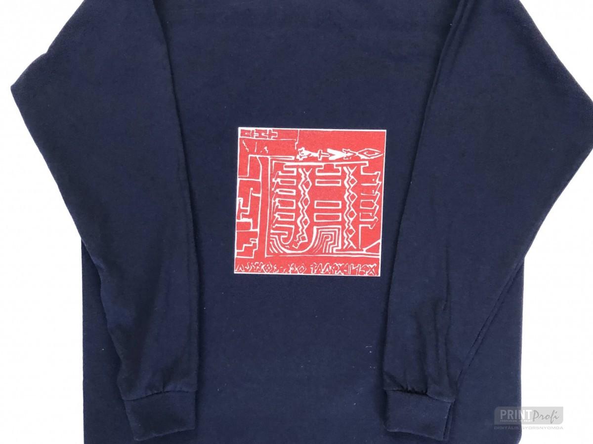 Direkt textilnyomtatás