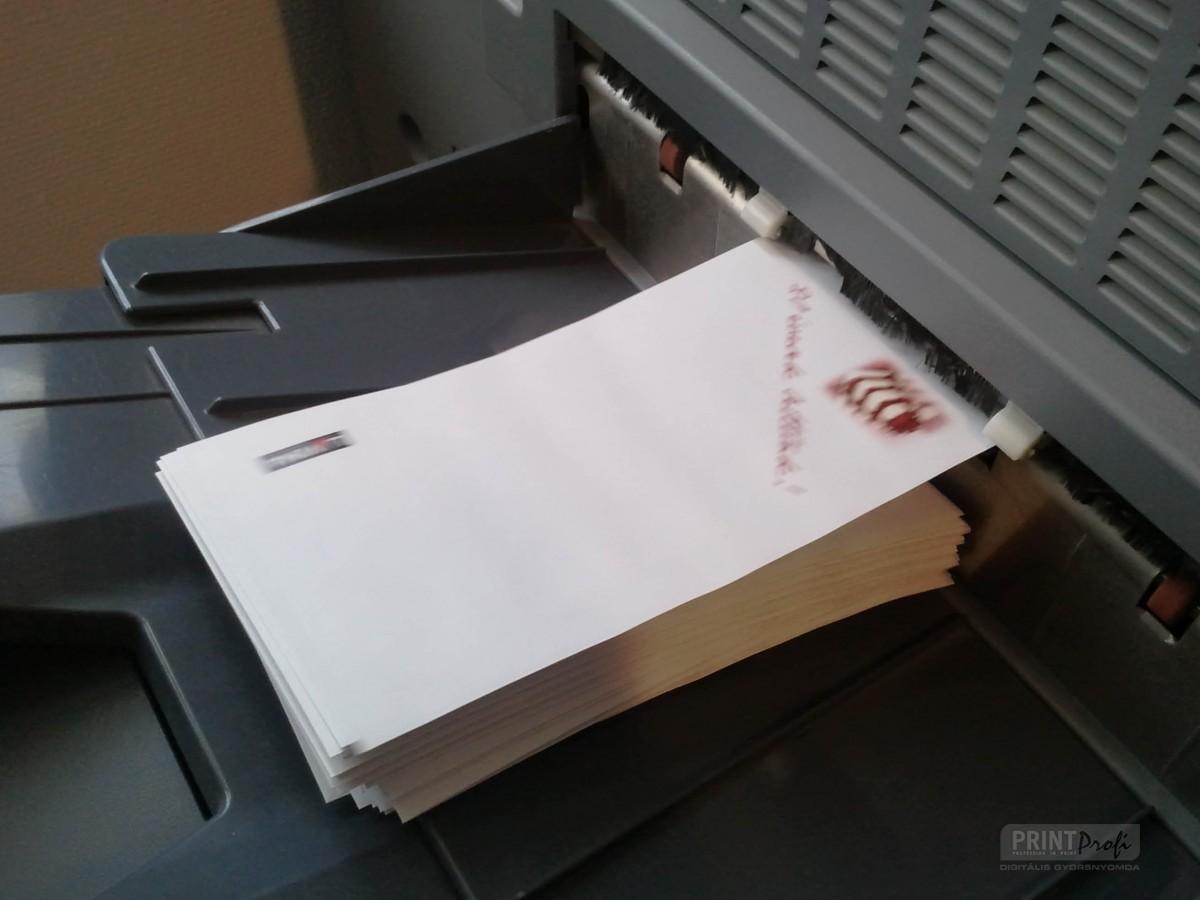 A4 digitális nyomtatás